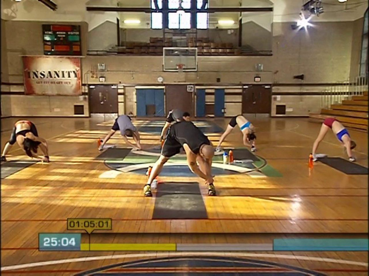 04 Cardio Recovery Cardio Recovery Workout