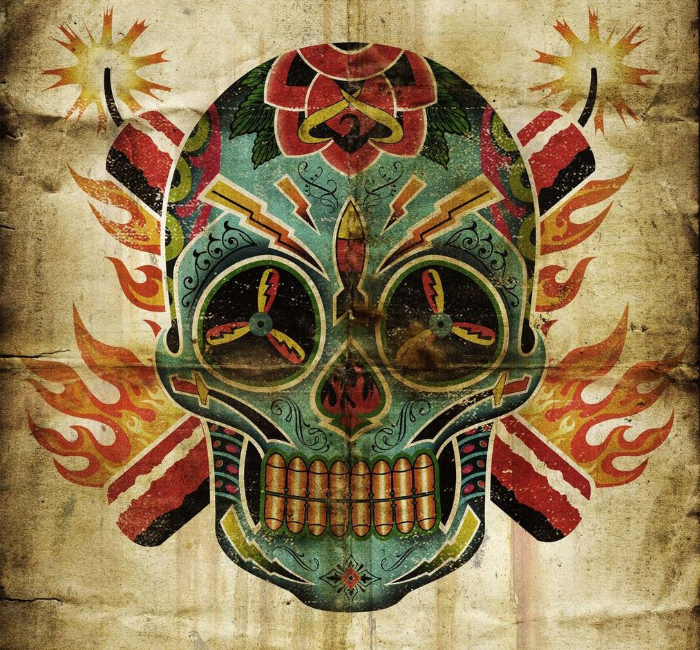 Expendables Tattoo Wallpaper Expendable Tattoo Drawing By: Best Movie Posters, Expendables Movie