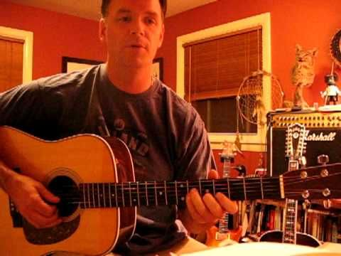 Allman Brothers - Midnight Rider - How to Play Acoustic Blues ...