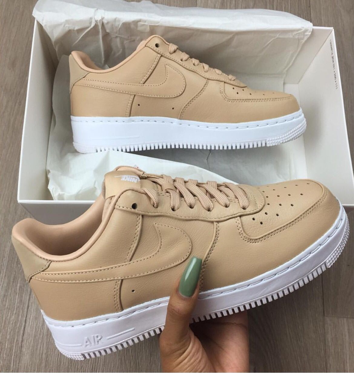 Nike Air Force 1 50 € Schein