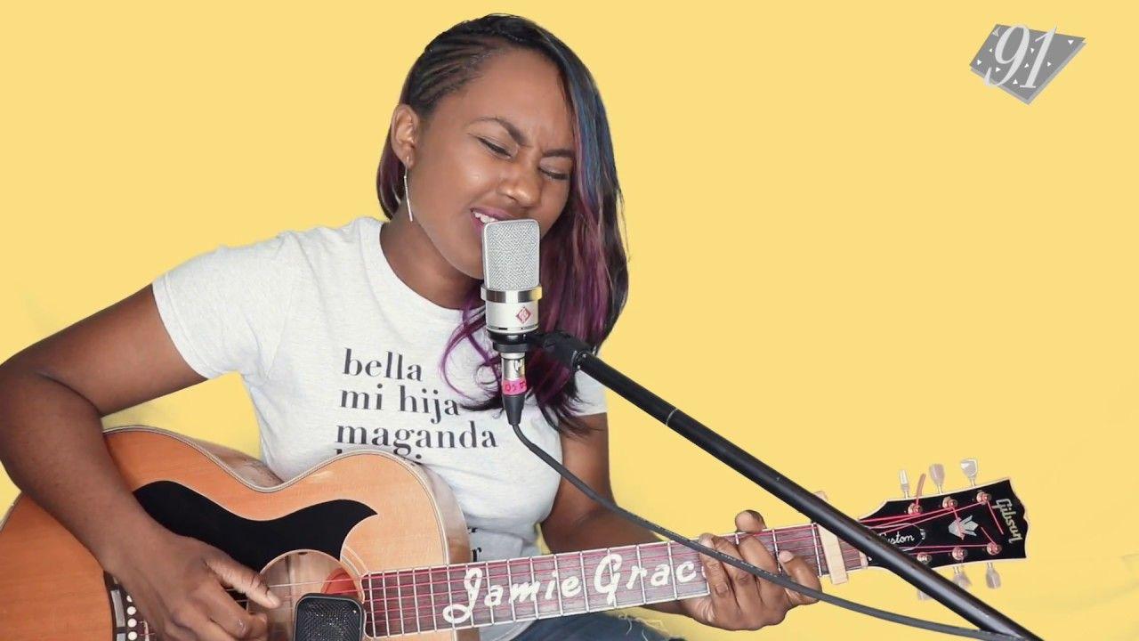 Only 19 Jamie Grace Original Song No Lyrics Jamie Grace Original Song Songs