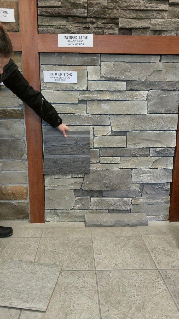 Peinture Pour Brique Extérieur echo ridge country ledgestone. | brique et pierre