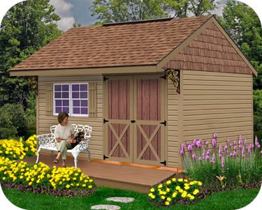17 Best 1000 images about Garden shed on Pinterest Traditional