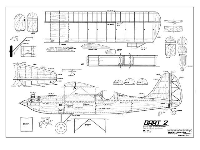 Dart 2 Rc Parasol Model Plan Suspended Model Airplanes Model Planes Aircraft Modeling
