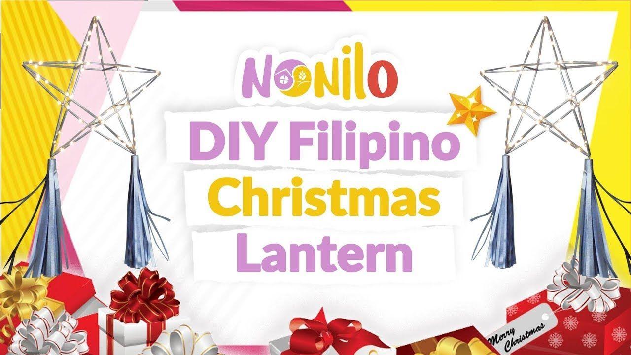 How to Make a Filipino Christmas Parol (Star Lantern