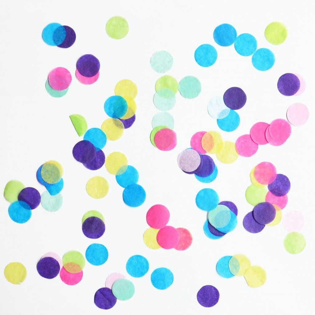 Confetti multicolor www.glorioussweets.com