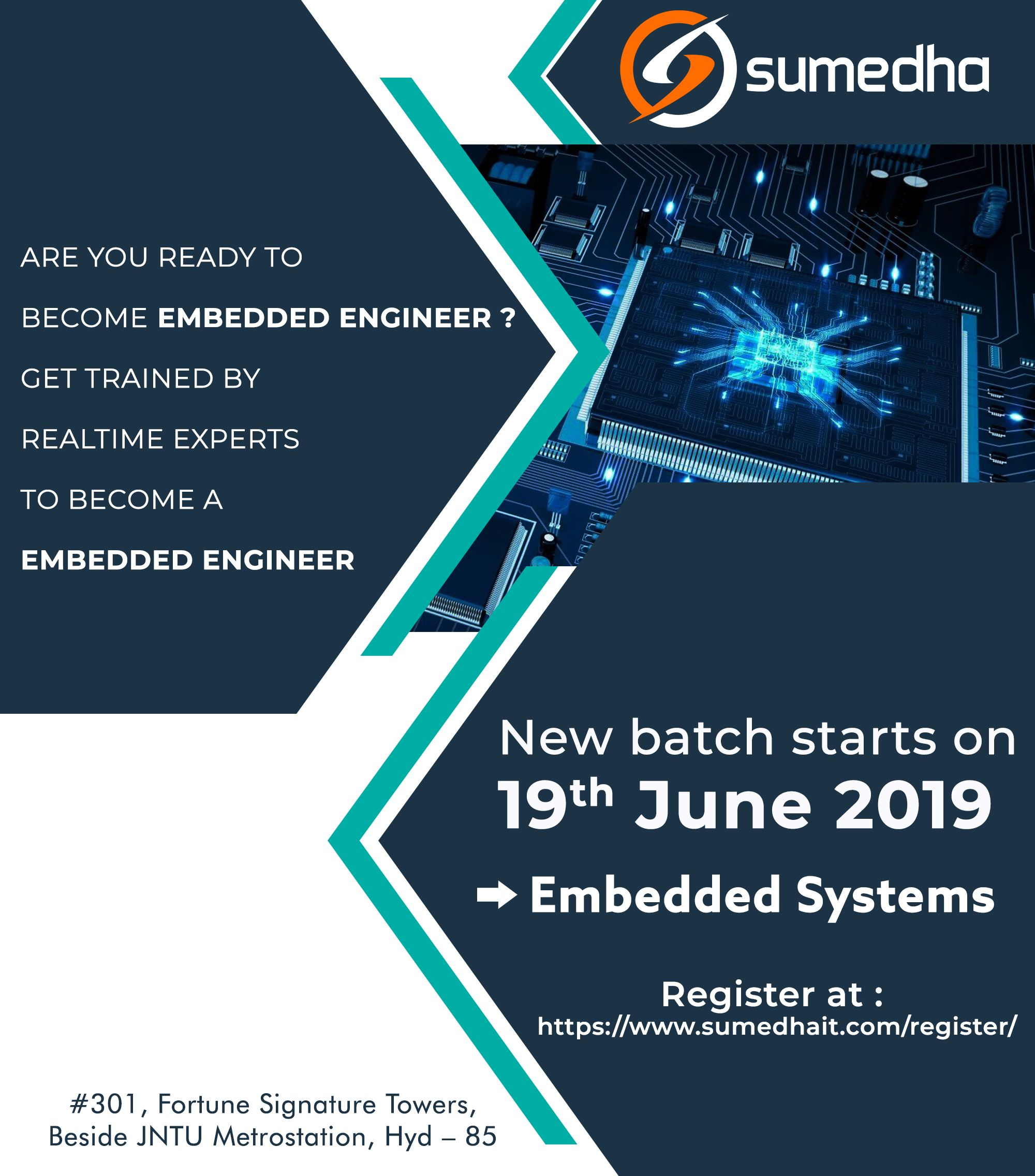Top Vlsi And Embedded Systems Training Institute In Hyderabad System Structure In C Embedding