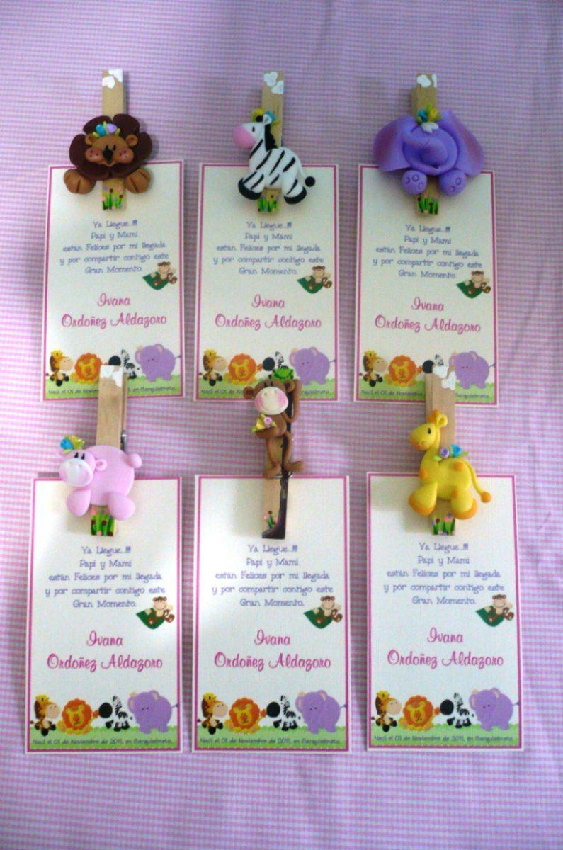 Baby Shower Para Nina Kekis | Recuerdos | Pinterest | Animales ...