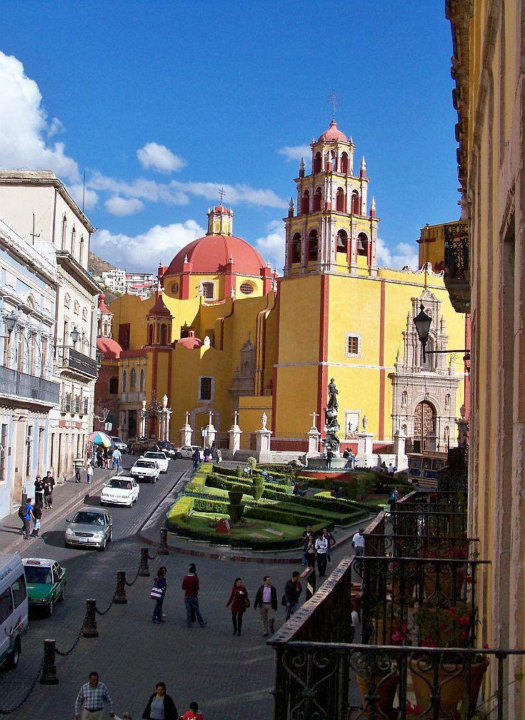 Guanajuato: The Most Beautiful City in Mexico? - Trailing ... |Guanajuato Historical Places