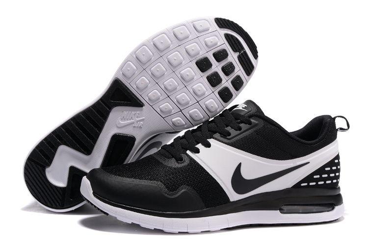 Nike Air Max SB 87 Women Shoes Black White  0484f0ab91