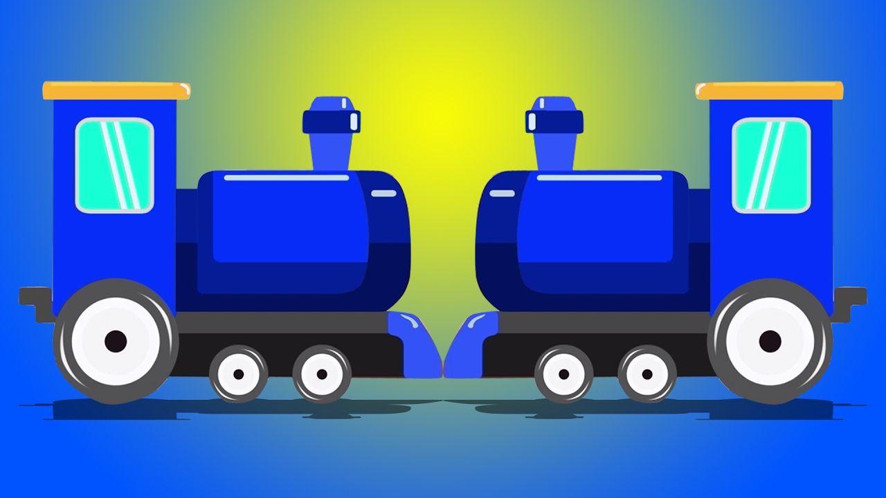 Melatih Formasi Dan Penggunaan Mainan Kereta Cartoon For Kids Form Cartoon Kids Kids Videos Kids