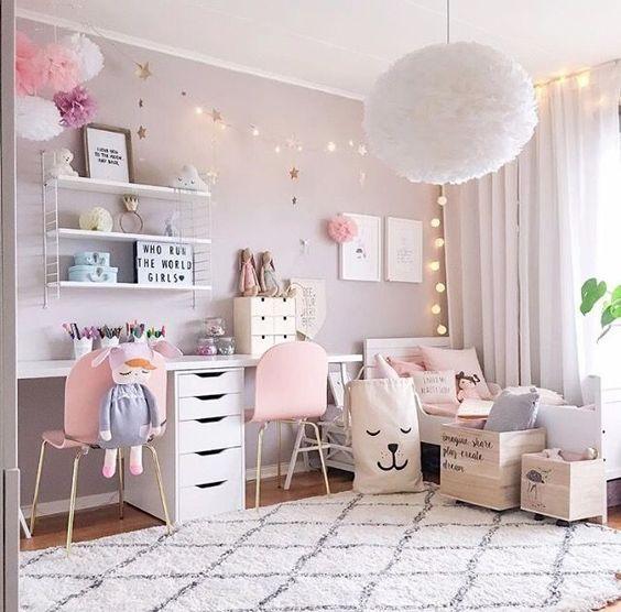 25 Kids Study Room Designs Decorating Ideas: 25+ Amazing Girls Room Decor Ideas For Teenagers