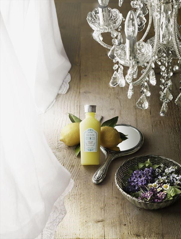 11種類のハーブをブレンドしたオリジナルの香り  アルビオン イグニスから毎日のスキンケアが楽しくなる商品生まれる