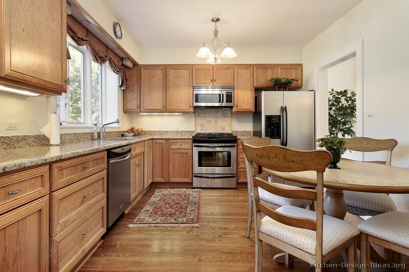 kitchen idea   day natural light wood kitchens