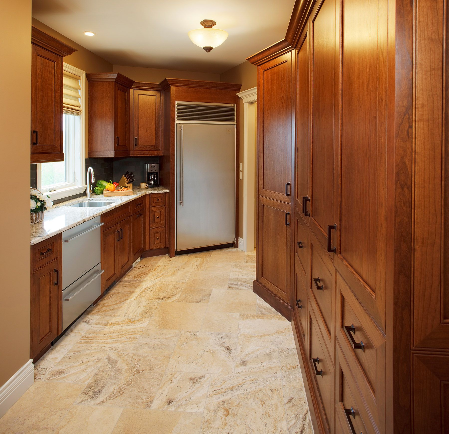 Butlers Kitchen Pantry Off Of Main Kitchen Kitchen Home Custom Home Builders