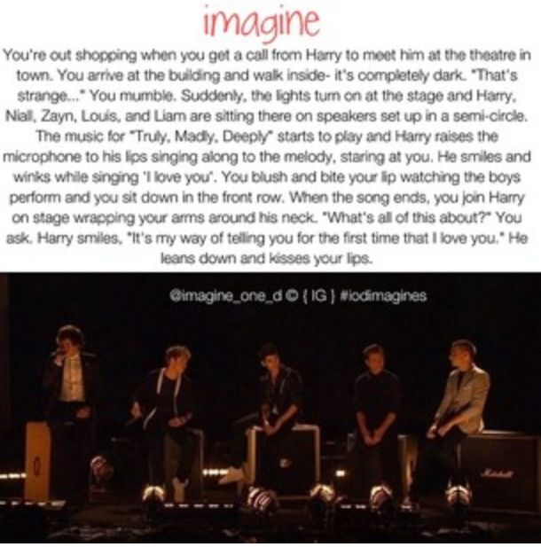 I think I truly madly deeply just died!! -Becca