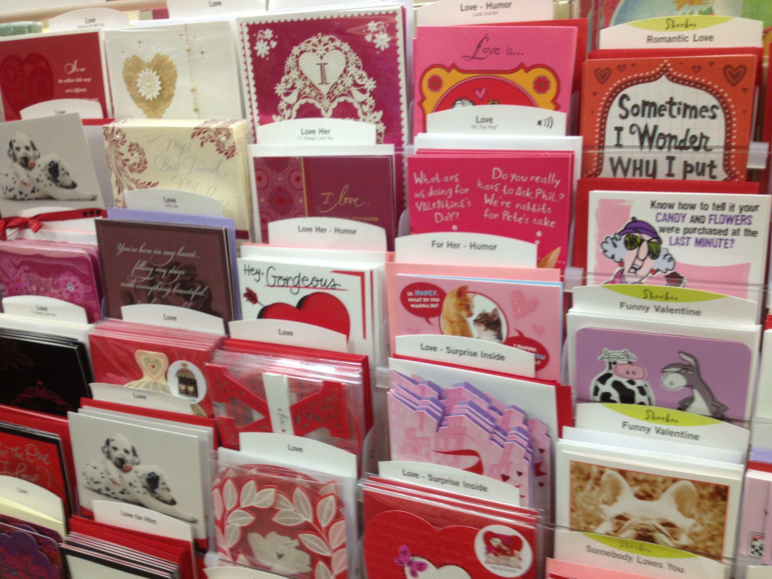 hallmark greeting cards valentines day love