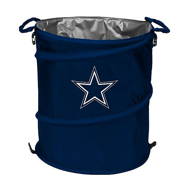 Dallas Cowboys Collapsible 3 In 1 Hamper