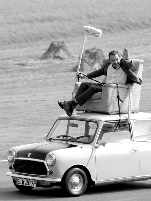 Bad Reputation Mr Bean Mini Cars Mini Cooper S
