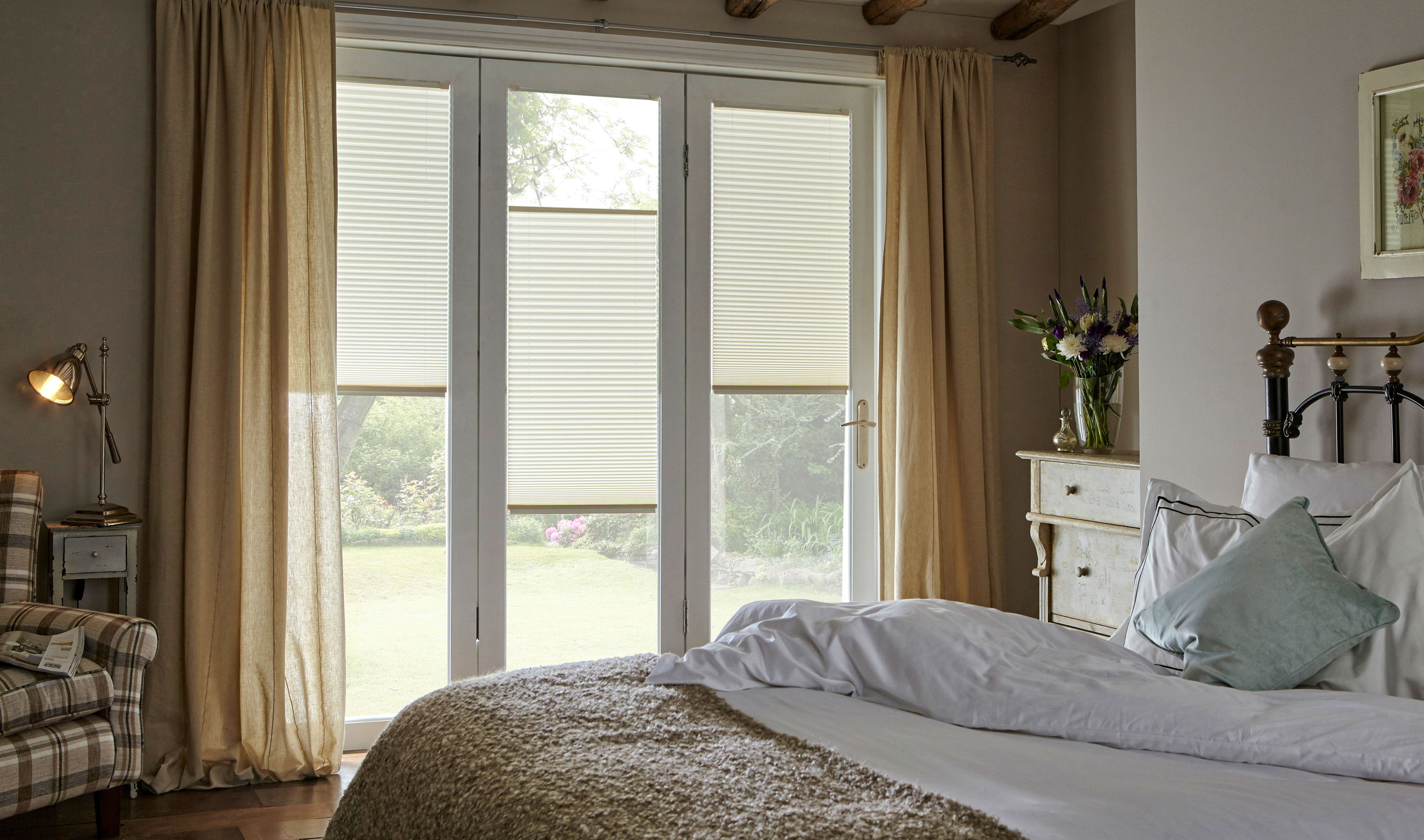 What's NEW with INTU? Living room blinds, Vertical