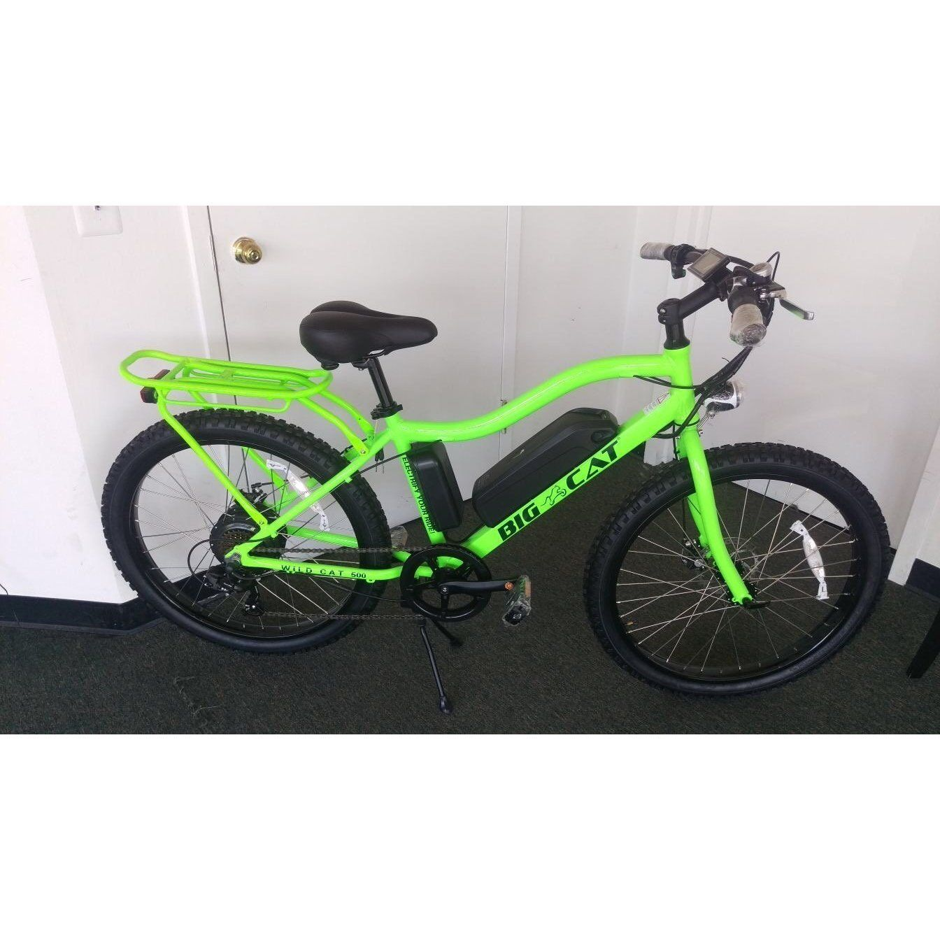 Big Cat ® Hampton Folding Electric bike http//www