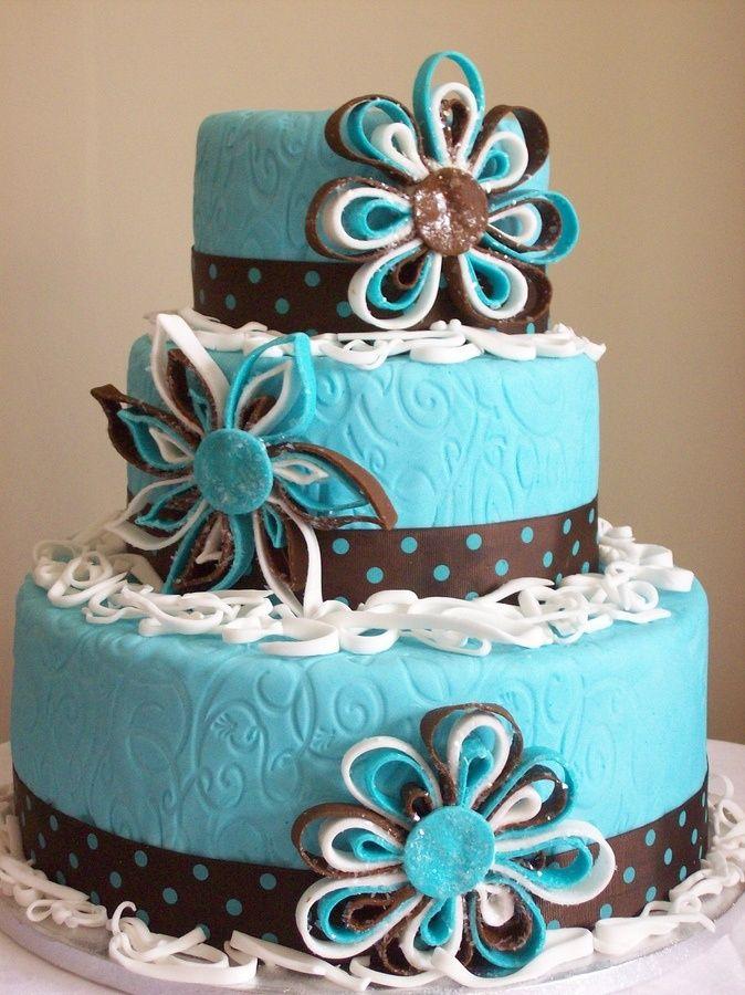 Flower Cake                                                       …