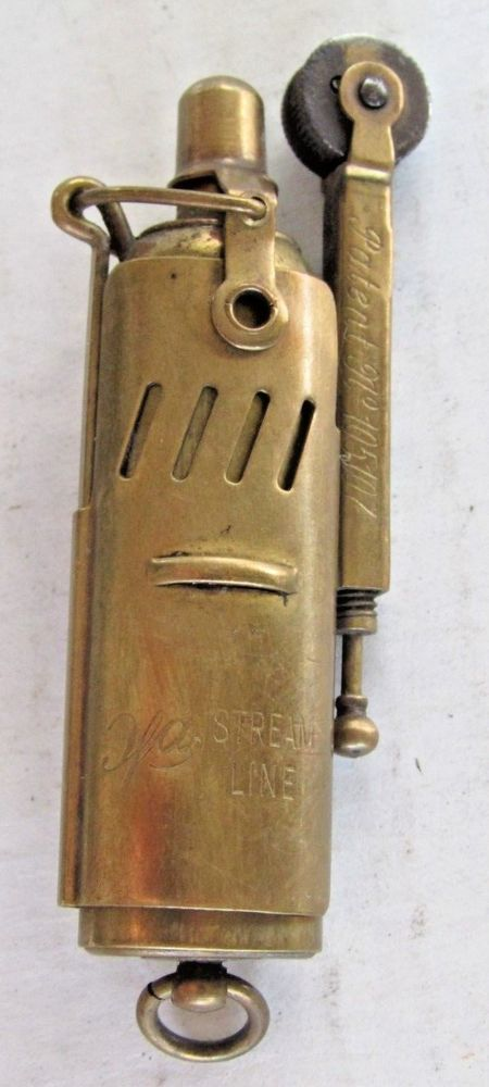 Details about TRENCH LIGHTER IMCO 1920s Era Made in Austria