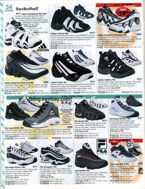 1998 Basketball Shoes