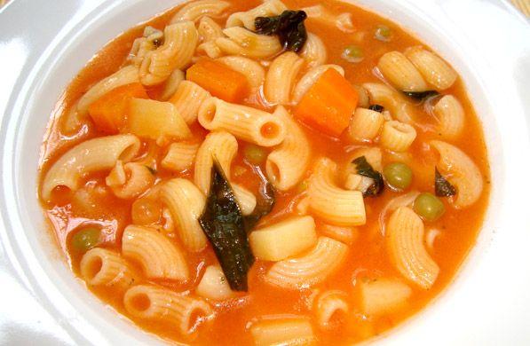 sopa de verduras con codito recetas mexicanas sopa de verduras