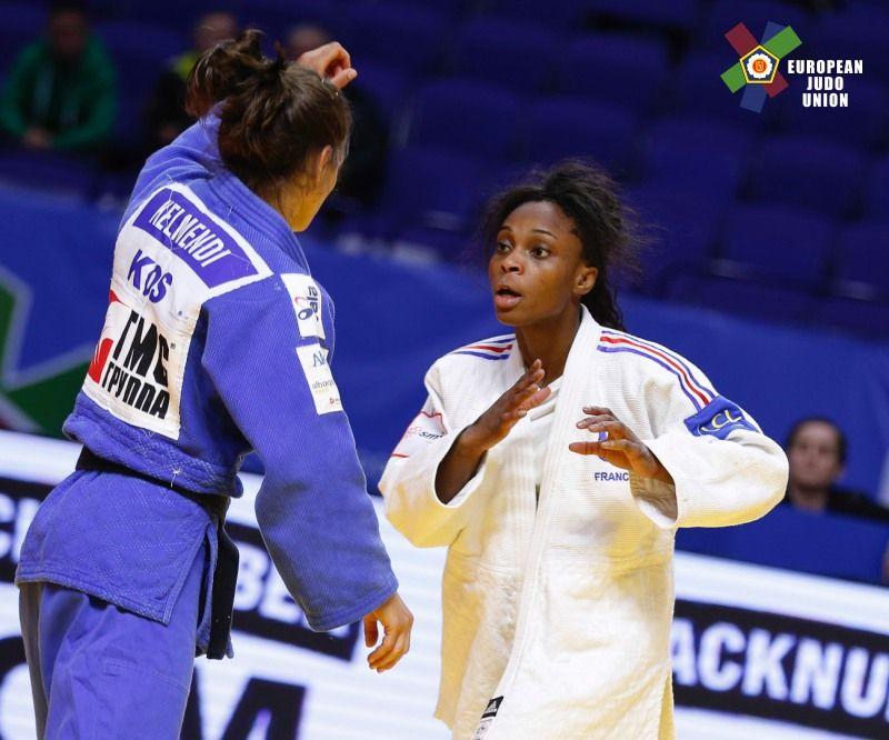 Priscilla Gneto (FRA) - European Championships Kazan (2016, RUS) - © Carlos Ferreira - EJU, European Judo Union