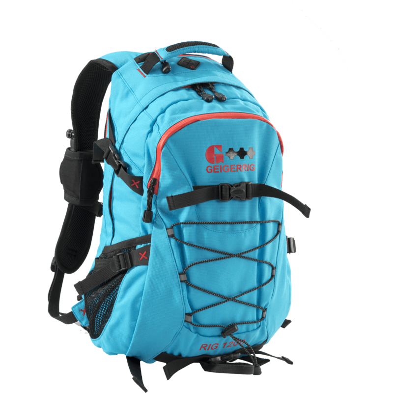 Geigerrig Rig 1200 Hydration Backpack Ocean Hydration
