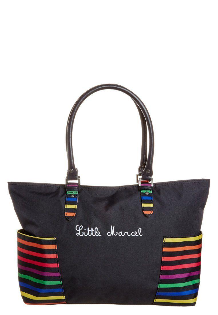 Little Marcel - MATTY - Shopper - Zwart