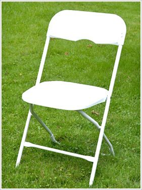 Wholesale Plastic Tables And Chairs White Plastic Folding Chairs