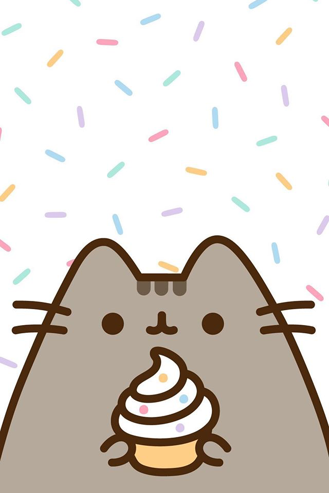 Pusheen Wallpaper Pusheen Cute Pusheen Cat Cat Wallpaper