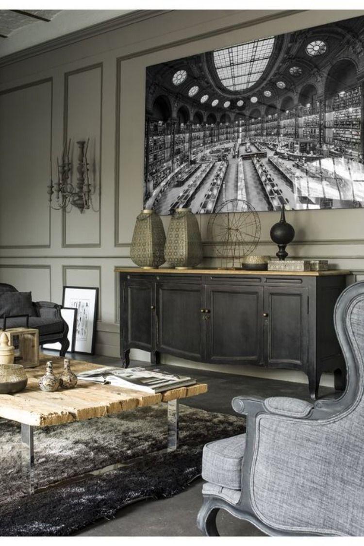 Collection Manoir Decoration Interieure Chic Mobilier De Salon Deco Maison