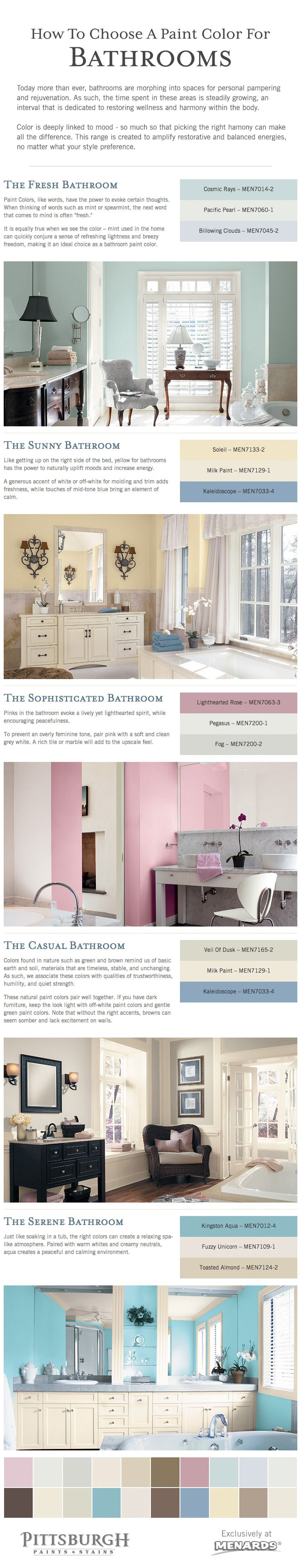 how to choose a paint colorHow To Choose A Paint Color For A Bathroom Tips Today more than