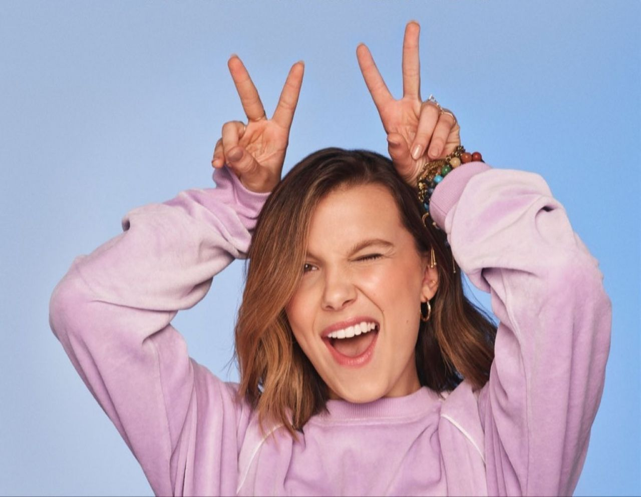 Millie Bobby Brown Clean Beauty Products For Teens 08 20 2019 Millie Bobby Brown Bobby Brown Stranger Things Bobby Brown