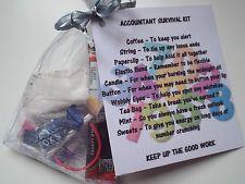 Exam Survival Kit A Unique Fun Novelty Gift /& Keepsake !