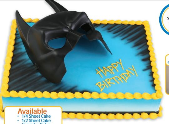 Walmart Batman Cake cake Pinterest Batman cakes and Cake