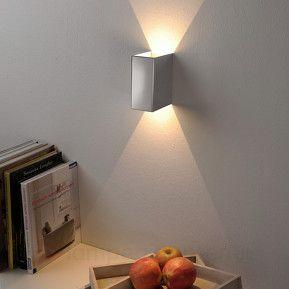 Den elegante LED-væglampe June