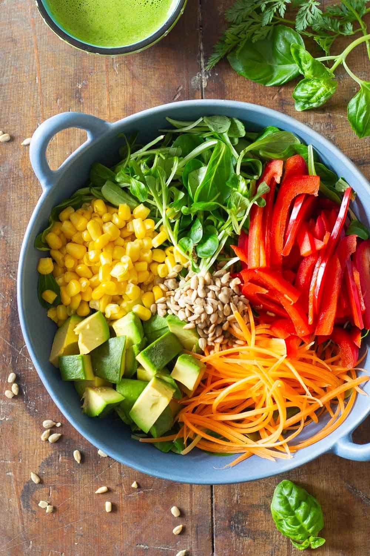 Summer Salad Homemade Salads Summer Salads Summer Salad Recipes [ 1500 x 1000 Pixel ]