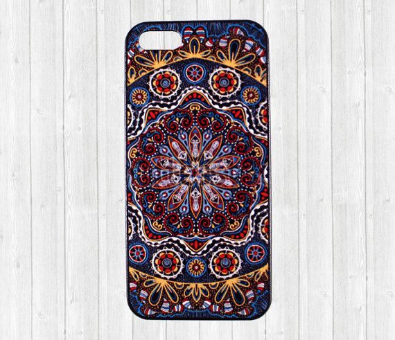 Mandala iphone 5s case, floral iphone 5 Case, flower iPhone case 5s iphone cover 5 5S 5g 5th on Etsy, $6.99