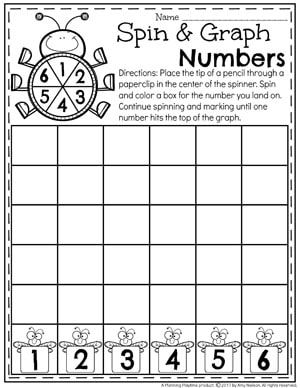 Number Worksheets Planning Playtime Math Centers Kindergarten Kindergarten Math Activities Kindergarten Math Units