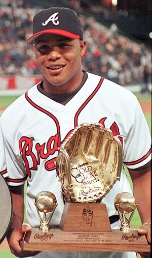 Andruw Jones - These were the good ole days.