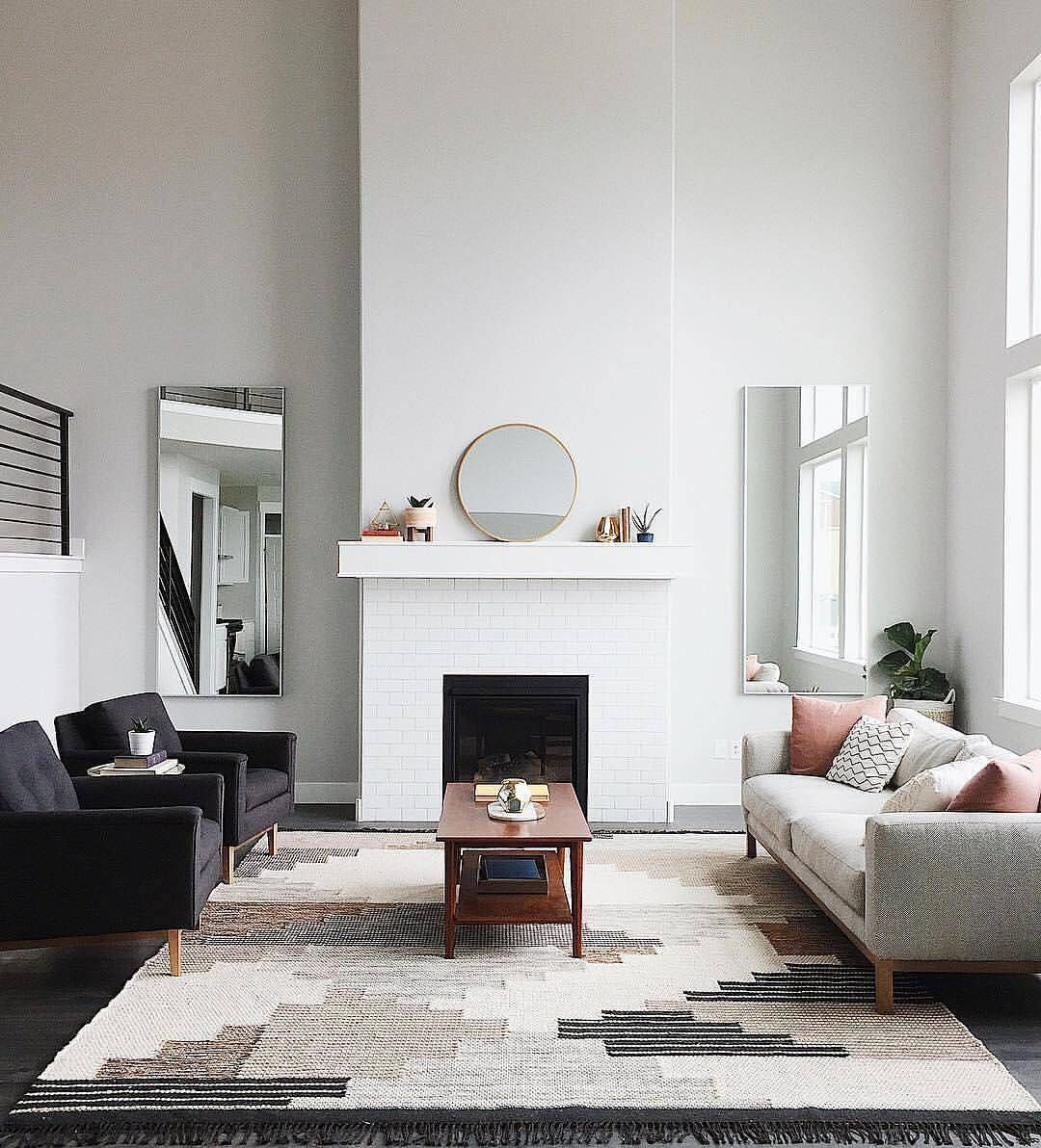 Mid Century Modern Living Room Style Is Born In The Period Between And Of Twentieth It Features Enhancements Organic Shapes