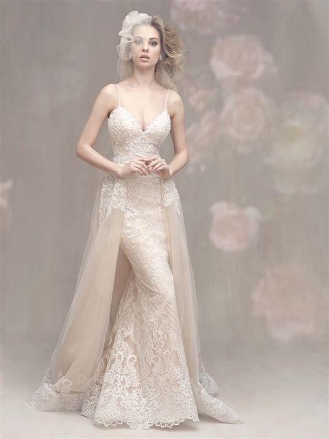 Style: C458 | Allure Bridal Gowns | Pinterest