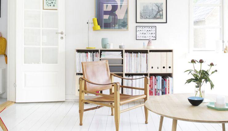 Thuis in het mierzoete huis van Deense blogger Louise