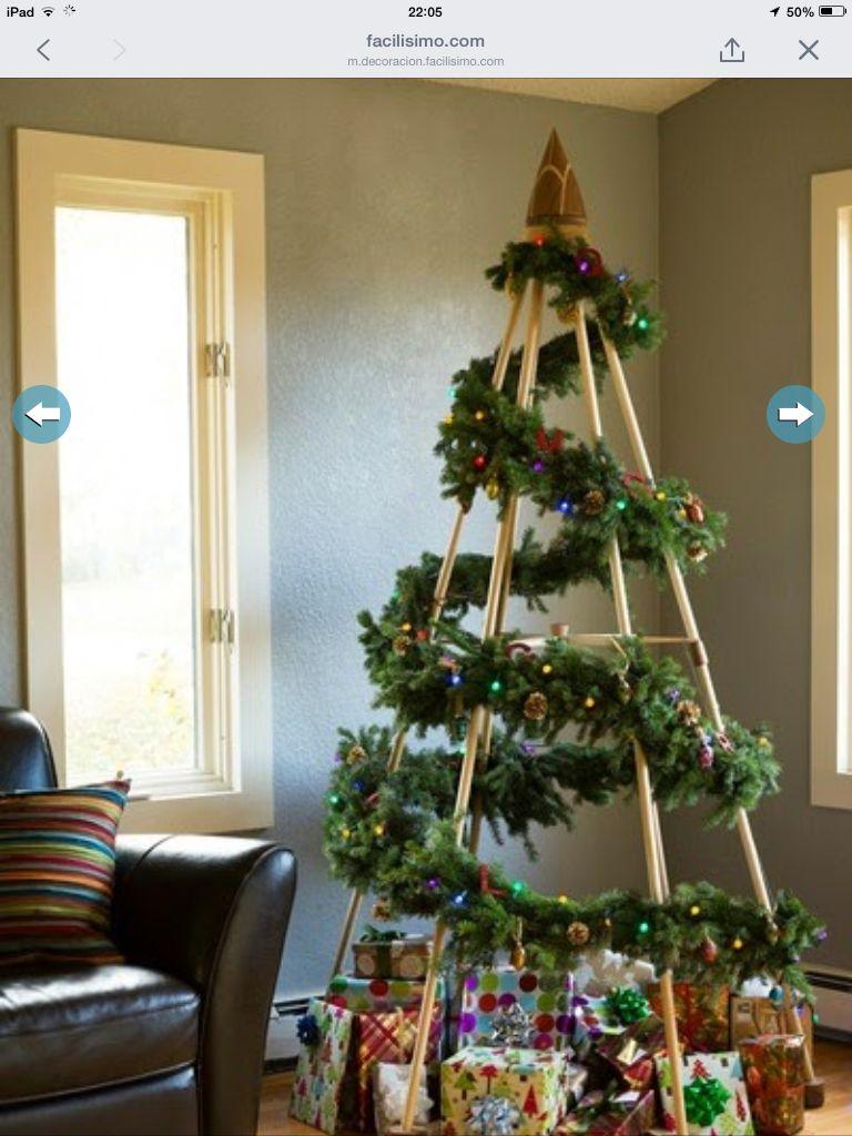 Espiral christmas treesquirky pinterest christmas tree