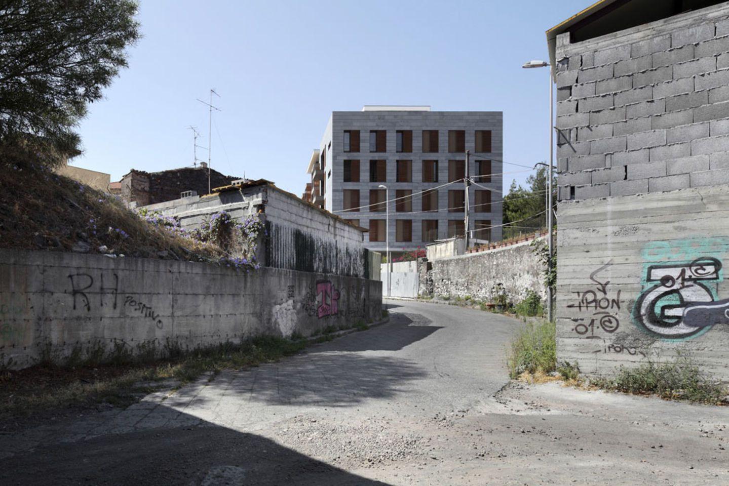 Bruno messina vincenzo schilir studio associato peppe for Studio architettura catania