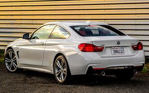 BMW 435i xDrive Coupe M Sport #8126